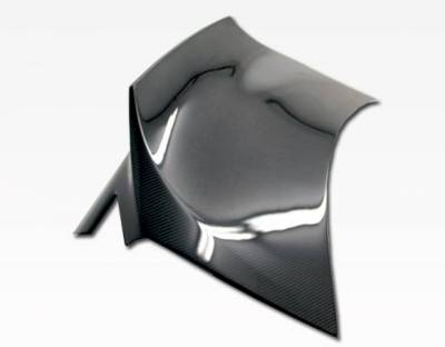 VIS Racing - Carbon Fiber Trunk SS Style for Scion FRS 2DR 2013-2020 - Image 2