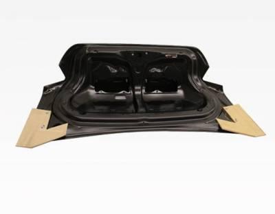 VIS Racing - Carbon Fiber Trunk SS Style for Scion FRS 2DR 2013-2020 - Image 4