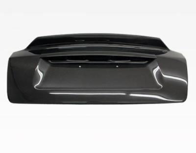 VIS Racing - Carbon Fiber Trunk Demon Style for Subaru WRX 4DR 08-14 - Image 2