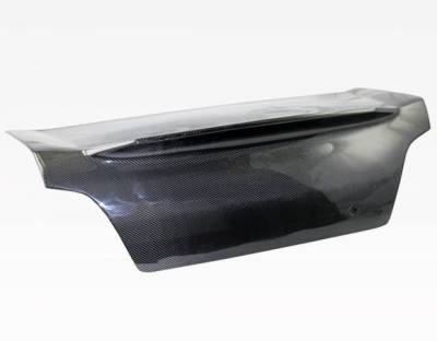VIS Racing - Carbon Fiber Trunk Demon Style for Subaru WRX 4DR 02-03 - Image 2
