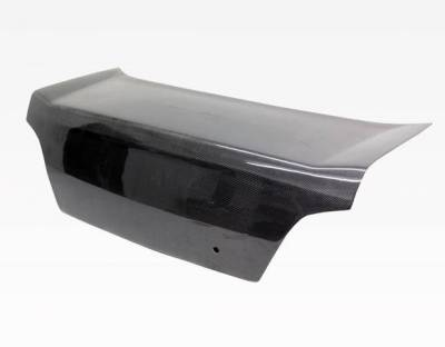 VIS Racing - Carbon Fiber Trunk OEM Style for Subaru WRX 4DR 02-03 - Image 2