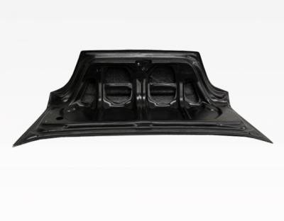 VIS Racing - Carbon Fiber Trunk OEM Style for Subaru WRX 4DR 02-03 - Image 4