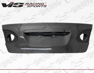 VIS Racing - Carbon Fiber Trunk OEM Style for Toyota Corolla 4DR 03-07 - Image 3