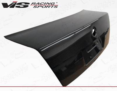 VIS Racing - Carbon Fiber Trunk OEM Style for Volkswagen Jetta 4DR 99-05 - Image 2