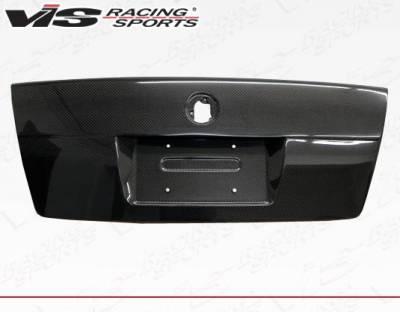 VIS Racing - Carbon Fiber Trunk OEM Style for Volkswagen Jetta 4DR 99-05 - Image 3