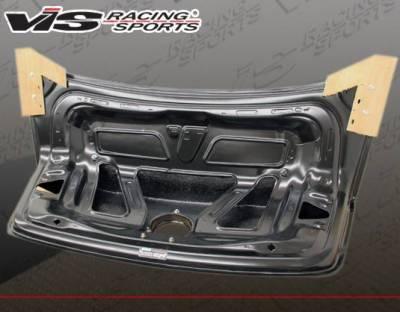 VIS Racing - Carbon Fiber Trunk OEM Style for Volkswagen Passat 4DR 06-11 - Image 4