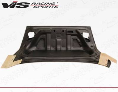 VIS Racing - Carbon Fiber F/G Trunk MC Style for Infiniti G 35 4DR 03-06 - Image 4