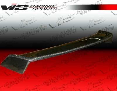 VIS Racing - Carbon Fiber Spoiler D/F Terminator Style for Nissan Skyline R35 2DR 09-15 - Image 3