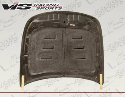 VIS Racing - Carbon Fiber Hood Terminator Style for Infiniti Q60 2DR 14-15 - Image 4