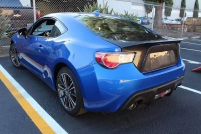 VIS Racing - Carbon Fiber Trunk Demon Style for Subaru BRZ 2DR 13-17 - Image 3