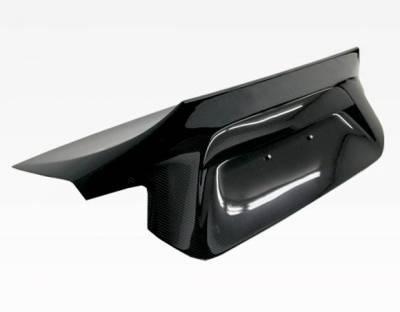 VIS Racing - Carbon Fiber Trunk SS Style for Subaru BRZ 2DR 13-17 - Image 1