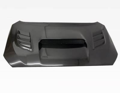 VIS Racing - Carbon Fiber Hood VS 2 Style for Subaru WRX 4DR 2015-2020 - Image 3