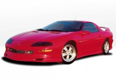 Wings West - 1993-1997 Chevrolet Camaro Custom Style 4pc Complete Kit - Image 2