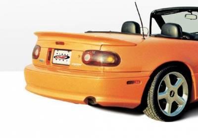 Wings West - 1990-1998 Mazda Miata W-Typ Complete 4Pc Kit Fiberglass - Image 4