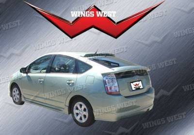 Wings West - 2004-2009 Toyota Prius W-Type 4Pc Kit - Image 4