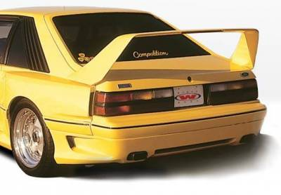 Wings West - 1987-1993 Ford Mustang Lx Dominator™ 14Pc Complete Kit Less Wing And Hood - Image 3