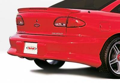 Wings West - 1995-1999 Chevrolet Cavalier 2Dr. Custom Style Complete Kit - Image 3
