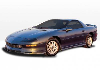 Wings West - 1993-1997 Chevrolet Camaro F-1 4pc Complete Kit - Image 1