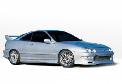Wings West - 1994-1997 Acura Integra 2Dr. Typ 2 4pc Complete Kit - Image 2