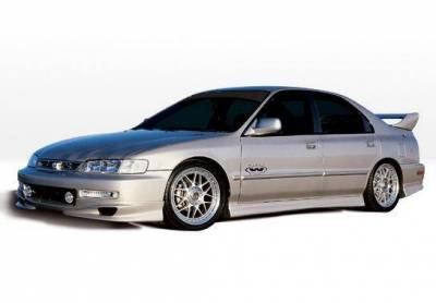 Wings West - 1996-1997 Honda Accord 4Dr W-Typ 4Pc Complete Kit 6 Cylinder Only - Image 2