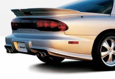Wings West - 1993-1997 Pontiac Firebird W-Typ 5Pc Complete Kit - Image 4