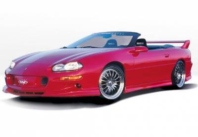 Wings West - 1998-2002 Chevrolet Camaro W-Typ 4pc Complete Kit - Image 2