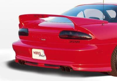 Wings West - 1998-2002 Chevrolet Camaro W-Typ 4pc Complete Kit - Image 3