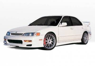 Wings West - 1994-1995 Honda Accord 4Dr W-Typ 4Pc Complete Kit 4 Cylinder Only - Image 2