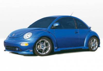 Wings West - 1999-2003 Volkswagen Beetle W-Typ 4Pc Complete Kit Will Not Fit Turbo S - Image 1