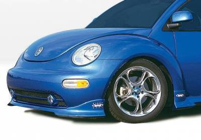 Wings West - 1999-2003 Volkswagen Beetle W-Typ 4Pc Complete Kit Will Not Fit Turbo S - Image 2