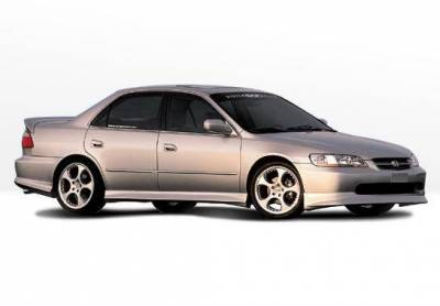 Wings West - 1998-2000 Honda Accord 4Dr W-Typ 4Pc Complete Kit - Image 2