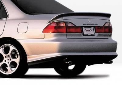 Wings West - 1998-2000 Honda Accord 4Dr Touring Style 4Pc Complete Kit - Image 3