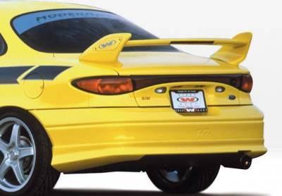 Wings West - 1997-2002 Ford Escort Zx2 W-Typ 4Pc Complete Kit - Image 3