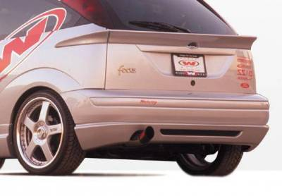 Wings West - 2000-2004 Ford Focus Zx3 W-Typ 4Pc Complete Kit - Image 3