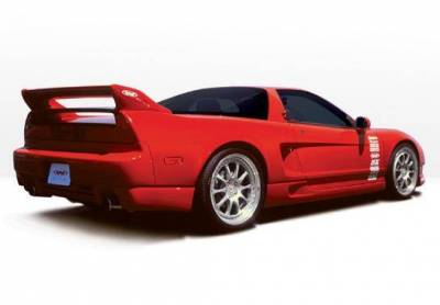Wings West - 1991-2001 Acura Nsx W-Typ 5Pc. Complete Kit - Image 3