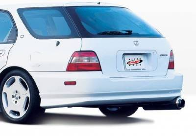 Wings West - 1994-1995 Honda Accord Wagon Aggressor Typ 2 4Pc Complete Kit 4 Cylinder Only - Image 3