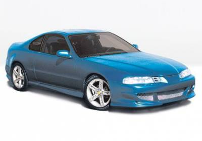 Wings West - 1992-1996 Honda Prelude Bigmouth 4Pc Complete Kit - Image 2