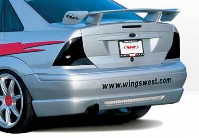 Wings West - 2000-2004 Ford Focus 4Dr W-Typ 4Pc Complete Kit - Image 3