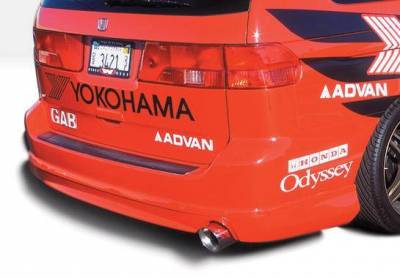 Wings West - 1999-2004 Honda Odyssey W-Typ 4Pc Complete Kit - Image 3