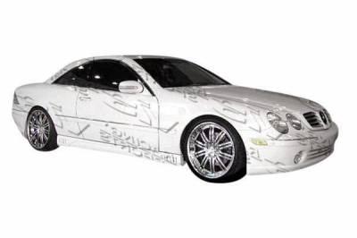VIS Racing - 2000-2006 Mercedes Cl-Class W215 Laser F1 Fenders - Image 1