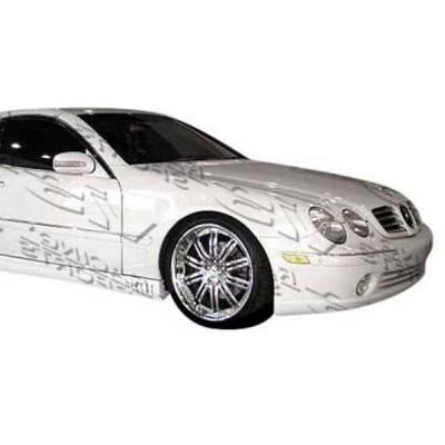 VIS Racing - 2000-2006 Mercedes Cl-Class W215 Laser F1 Fenders - Image 2