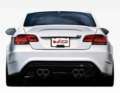 VIS Racing - 2008-2013 BMW E92 M3 2dr AMS Style Rear Bumper - Image 2