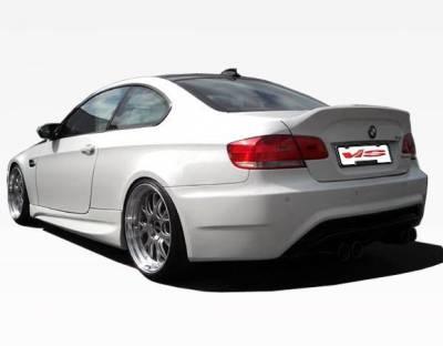 VIS Racing - 2008-2013 BMW E92 M3 2dr AMS Style Rear Bumper - Image 3