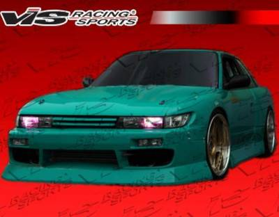 VIS Racing - 1989-1994 Nissan S13 Jdm 2Dr B Speed Wide Body Full Kit - Image 2