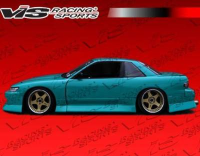 VIS Racing - 1989-1994 Nissan S13 Jdm 2Dr B Speed Wide Body Full Kit - Image 3