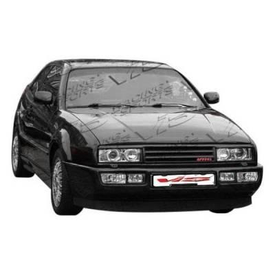 VIS Racing - Carbon Fiber Hood OEM  Style for Volkswagen Corrado  2DR  90-94 - Image 3