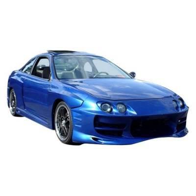 VIS Racing - 1994-1997 Acura Integra 2Dr/4Dr Ballistix Front Bumper - Image 2