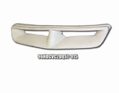 VIS Racing - 1996-1998 Honda Civic 2dr/4dr/HB Quest Front Grill - Image 3