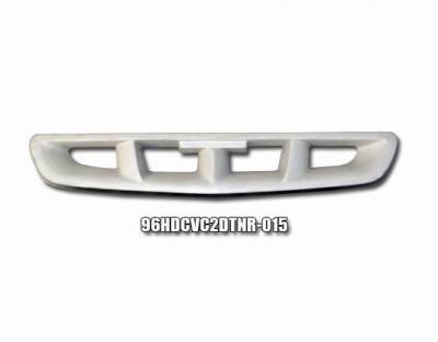 VIS Racing - 1996-1998 Honda Civic 2dr/4dr/HB Techno R Front Grill - Image 2