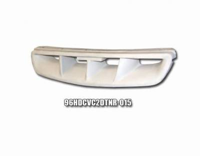 VIS Racing - 1996-1998 Honda Civic 2dr/4dr/HB Techno R Front Grill - Image 3